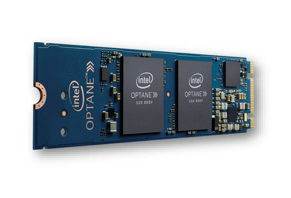 Intel Optane SSD 800P - premiera nośników Optane w przystępnej cenie