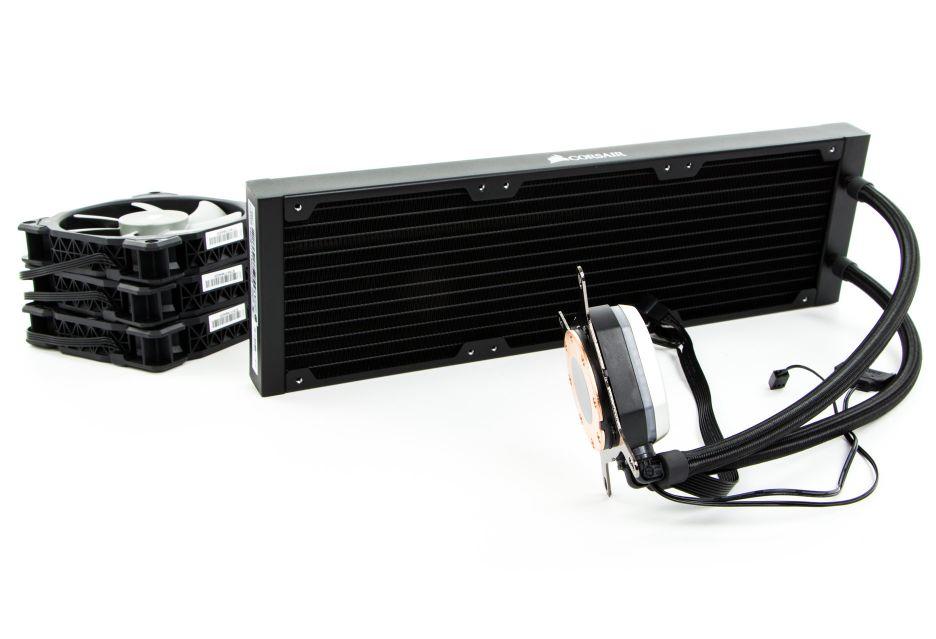 Corsair Hydro H150i PRO - testujemy najnowsze chłodzenie wodne z RGB LED   zdjęcie 4