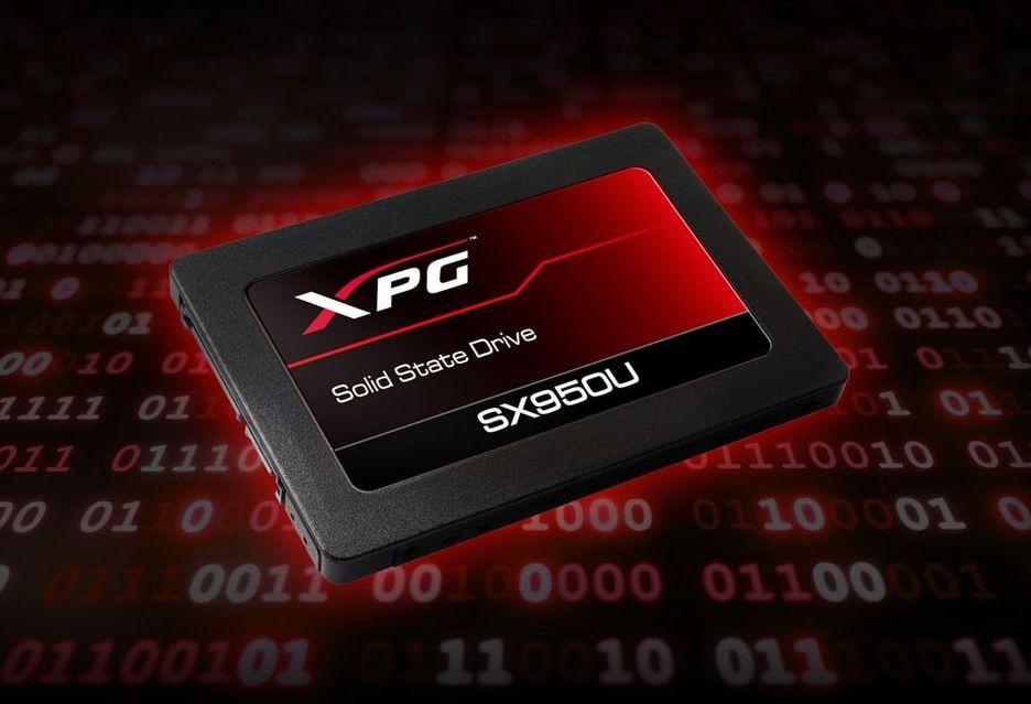 ADATA XPG SX950U - SSD dla graczy z 5-letnią gwarancją