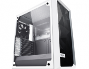 Fractal Design prezentuje nową obudowę Meshify C White TG