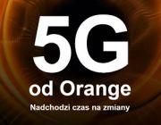 Orange Polska: testy 5G ruszą w przyszłym roku