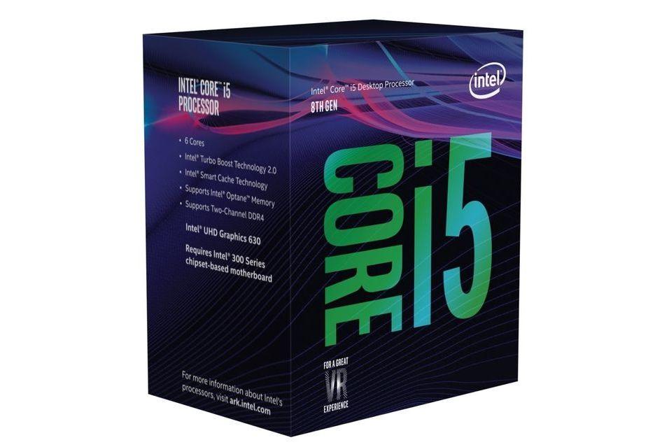 Intel Core i5-8500 - pierwsze wyniki wydajności nie napawają optymizmem
