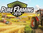Pure Farming 2018 – wstęp do rolnictwa, podręcznik podstawowy
