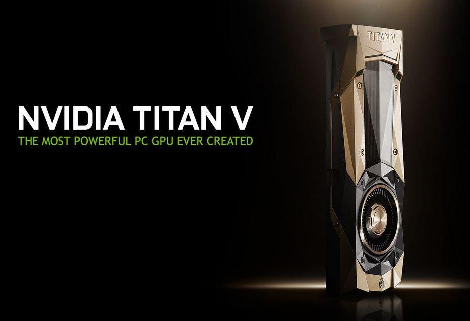 Nvidia Titan V - karta za 3000 dolarów ma problem z przeprowadzaniem obliczeń [AKT.]