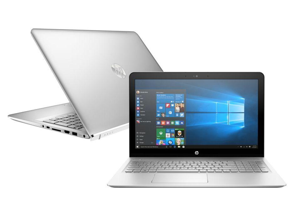 HP Envy 15 - biznesowy laptop w obudowie z aluminium