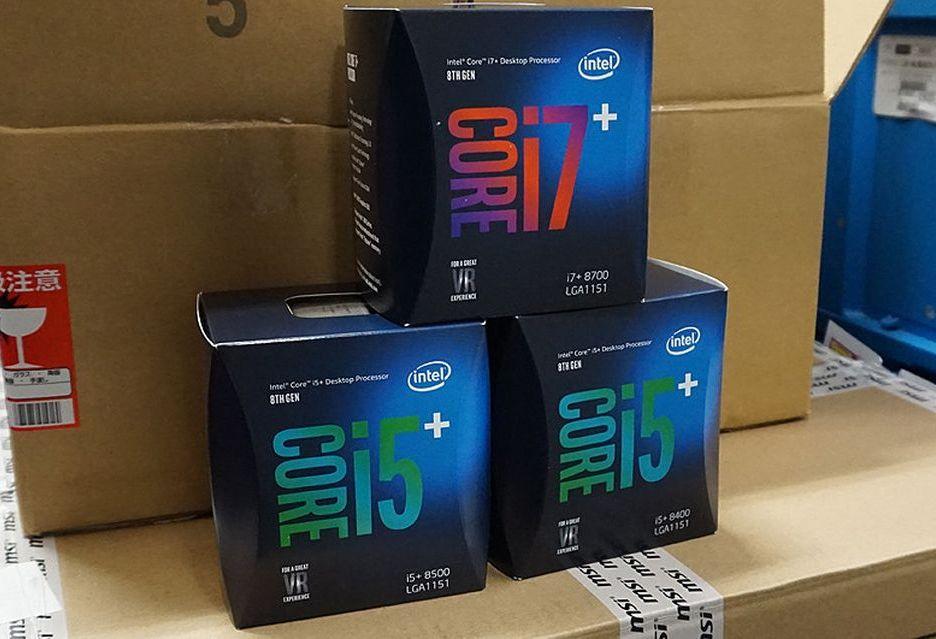Intel Core+ również dla desktopów, czyli procesor Core i pamięć Optane taniej w zestawie [AKT.]