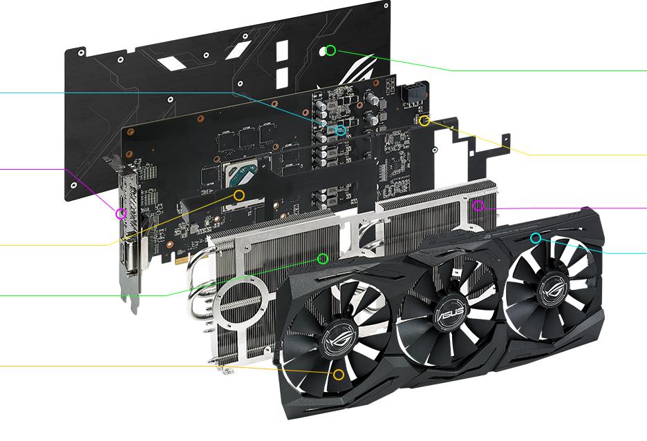 AREZ, czyli już oficjalnie nowa marka dla kart graficznych AMD Radeon od Asusa [AKT2]