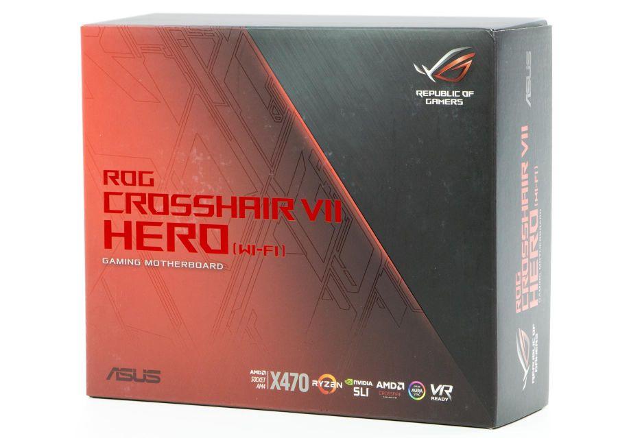 ASUS ROG Crosshair HERO VII Wi-Fi - gotowa na Ryzeny drugiej generacji   zdjęcie 2