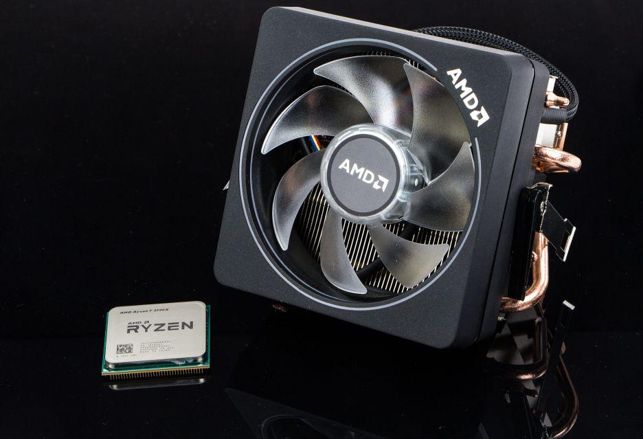 Procesory AMD Ryzen 2-giej generacji - premiera | zdjęcie 2