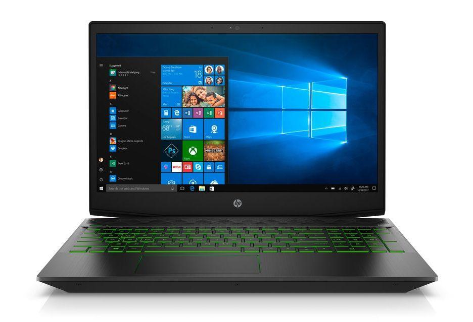 HP odświeża ofertę laptopów Pavilion Gaming - teraz też z nowymi procesorami Intela