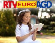 Co na Komunię 2018 - wybieramy z oferty RTV Euro AGD