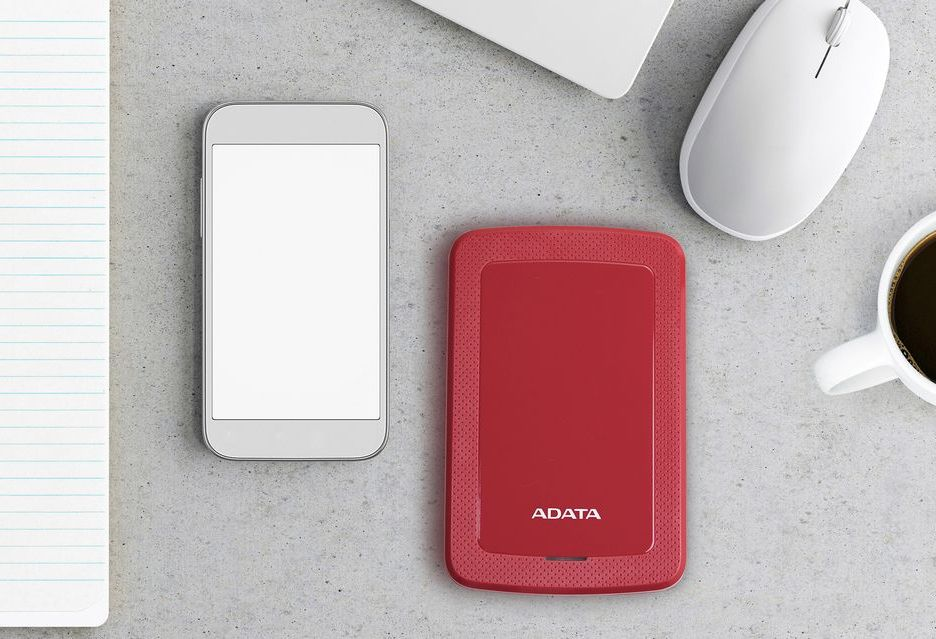 ADATA wprowadza do oferty dyski zewnętrzne HV300 i HD330