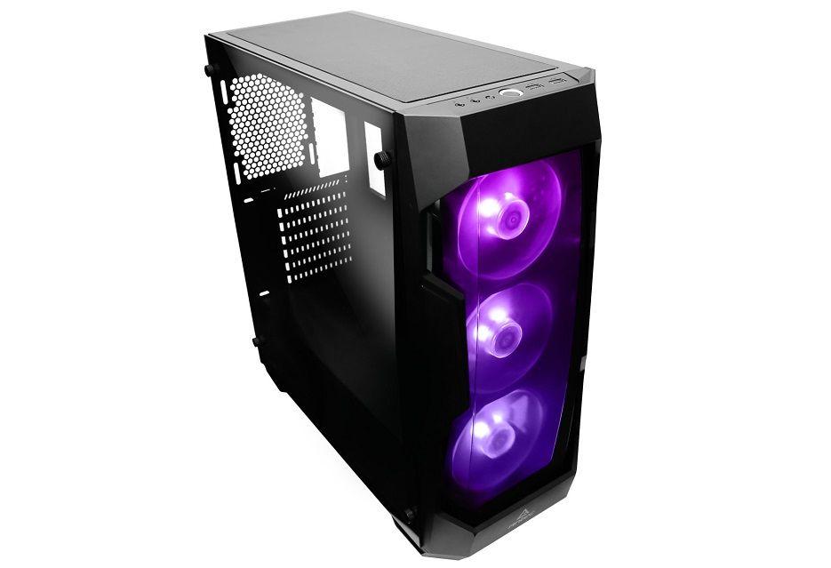 Antec wprowadza na rynek obudowę DF500 RGB