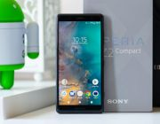 Sony Xperia XZ2 Compact - unboxing