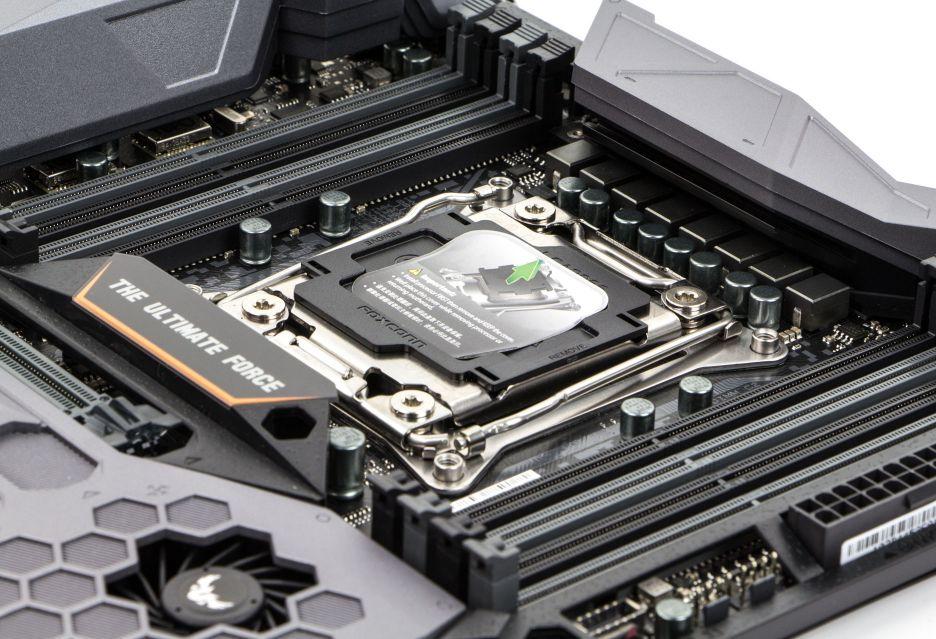 Intel przypadkowo (?) ujawnił nowe chipsety Z390 i X399