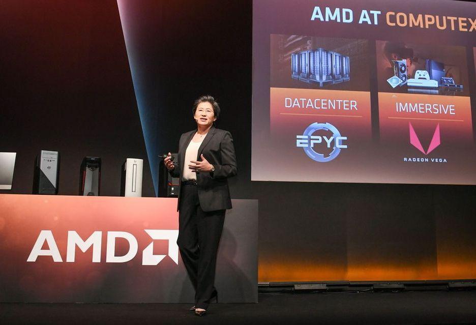 AMD zapowiada konferencję prasową na Computex - pojawią się nowe Ryzeny i Radeony? [AKT.]