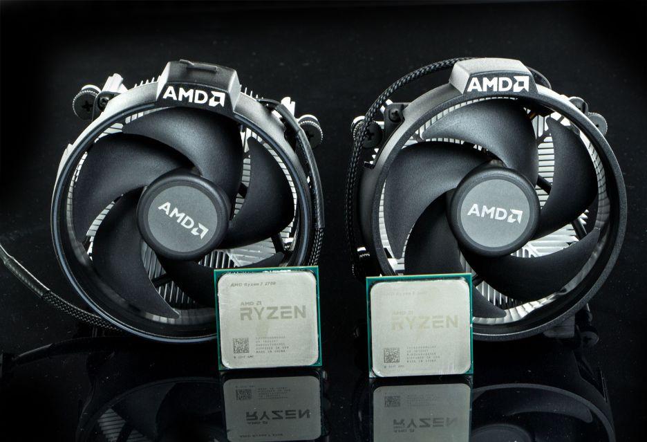 Tańsze modele procesorów AMD Ryzen drugiej generacji | zdjęcie 1