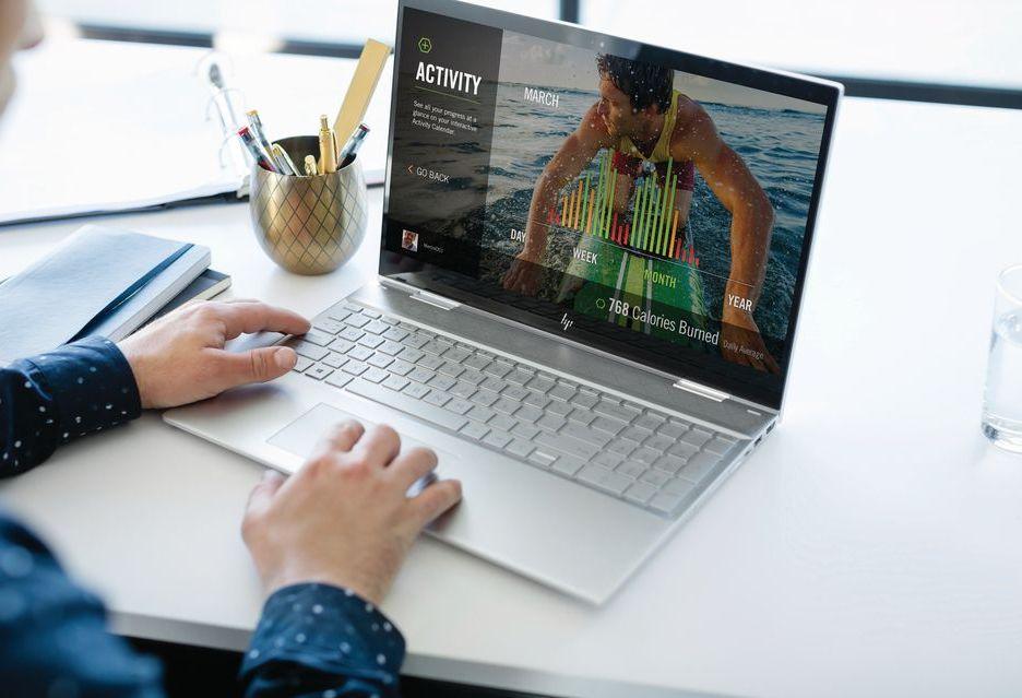 HP prezentuje nowe wersje Envy 13 x360 i Envy 15 x360, również z Ryzen Mobile