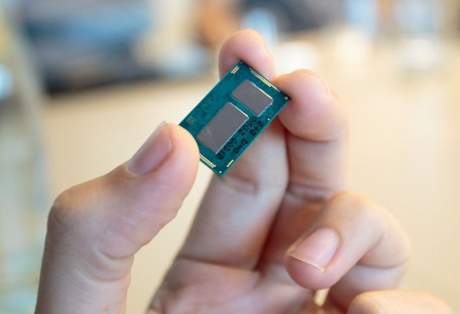 Intel Core m3-8114Y - kolejny procesor w 10 nm na horyzoncie