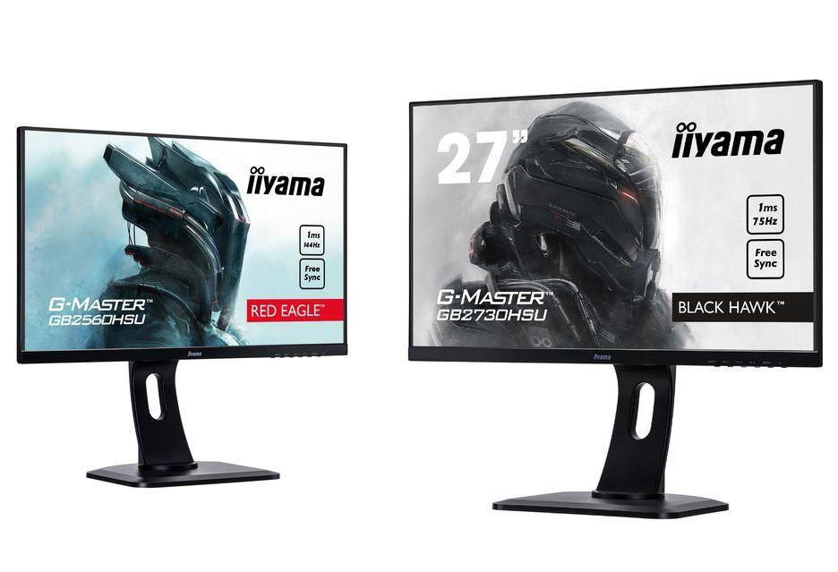 iiyama prezentuje trzy nowe monitory z odświeżonej linii G-Master i organizuje konkurs