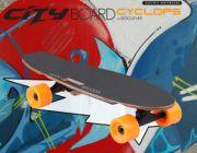 Klasyczna, ale elektryczna - deskorolka Goclever City Board Cyclops