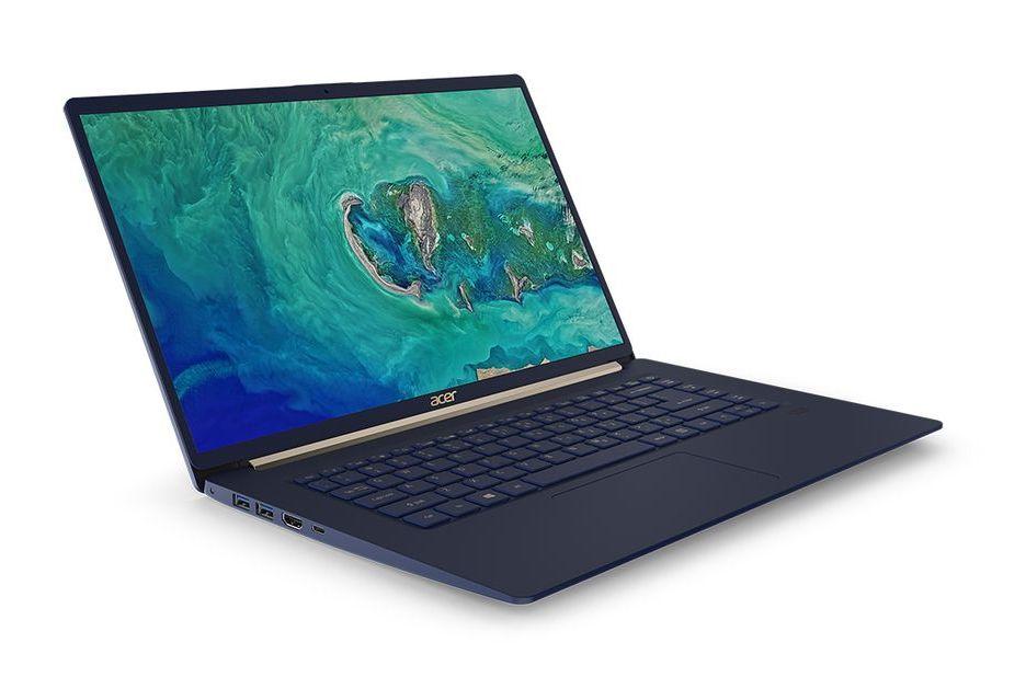 15-calowy laptop poniżej 1 kg? Acer prezentuje nową wersję Swift 5