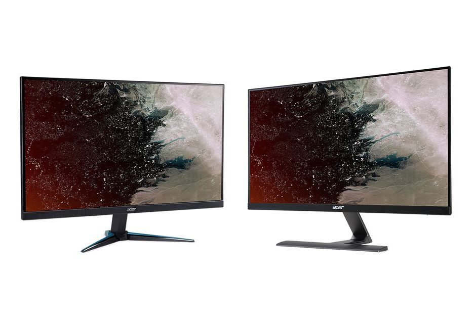 Acer prezentuje niedrogie monitory dla graczy Nitro VG0 i RG0