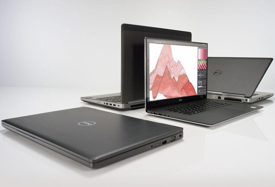 Dell prezentuje mobilne stacje robocze Precision 7530 i 7730 z kartami Radeon Pro