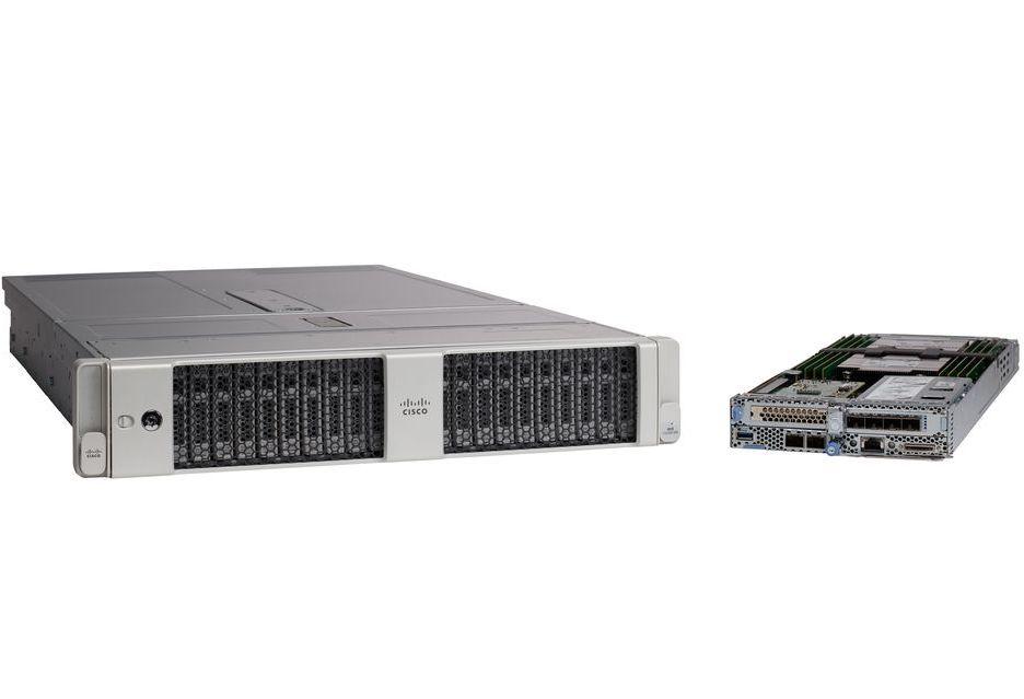 Cisco wprowadza do oferty rozwiązania serwerowe z procesorami AMD Epyc 700