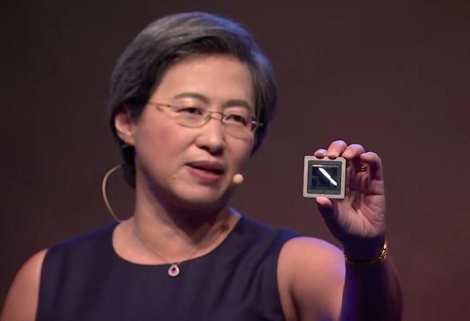 AMD demonstruje potencjał pierwszej karty graficznej z rdzeniem Vega w 7nm