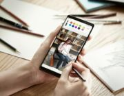 Galaxy Note 9 z baterią 4000 mAh?