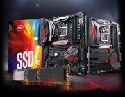 Cashback na płyty ASUS Z370, również z pamięcią Intel Optane lub dyskiem Intel SSD 760p