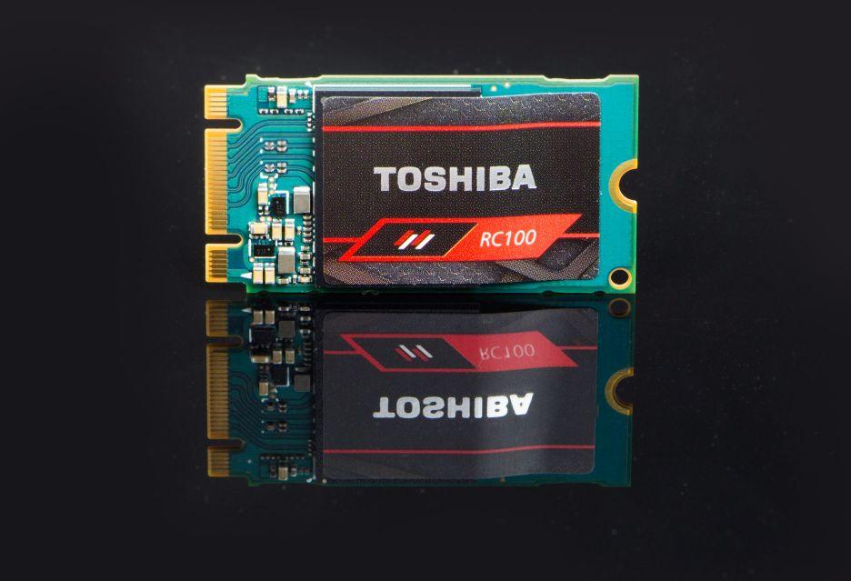 Toshiba OCZ RC100 – test SSD NVMe w cenie modelu pod SATA | zdjęcie 1
