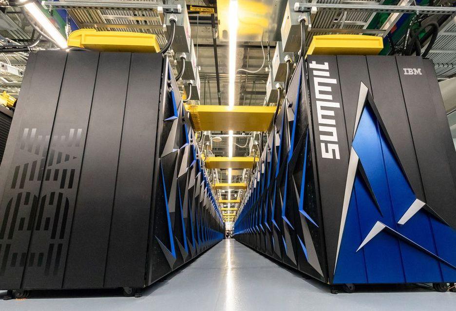 USA deklasują Chiny - Summit najwydajniejszym superkomputerem na świecie