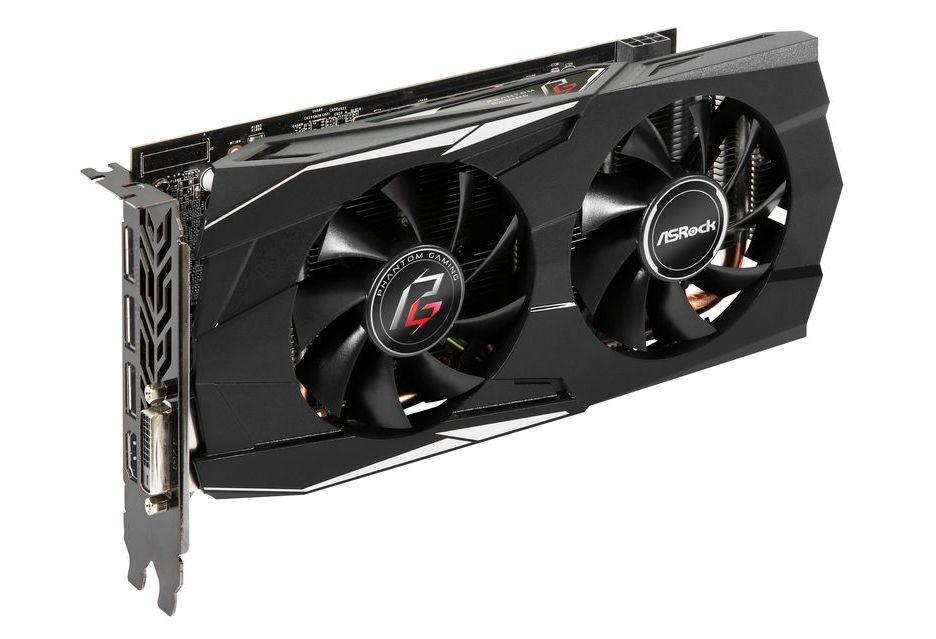 ASRock szykuje nowe wersje kart Radeon RX 570 i RX 580