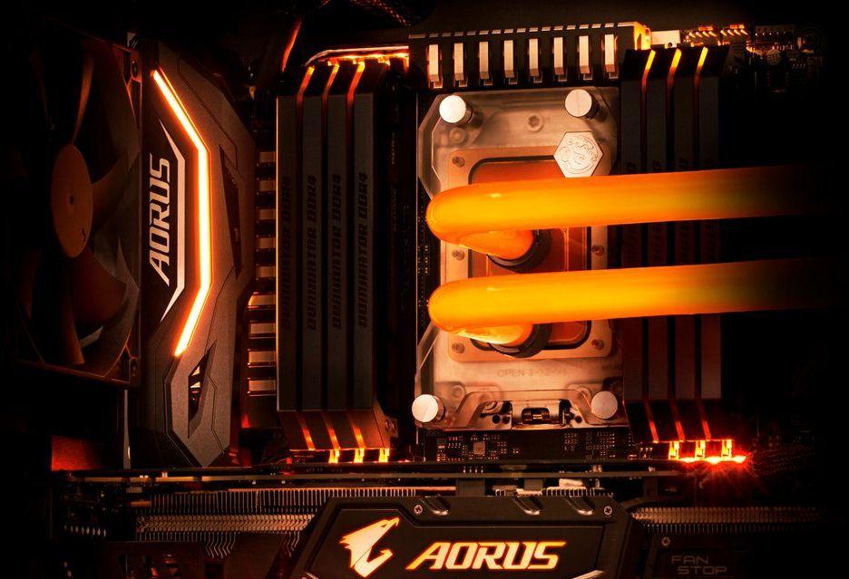 Gigabyte X399 Aorus Xtreme - płyta gotowa na nowe procesory Ryzen Threadripper