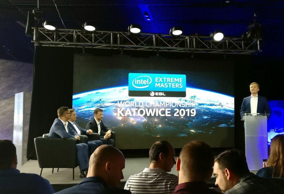 Przyszłoroczny Intel Extreme Masters w Katowicach z turniejem CS:GO o statusie Major