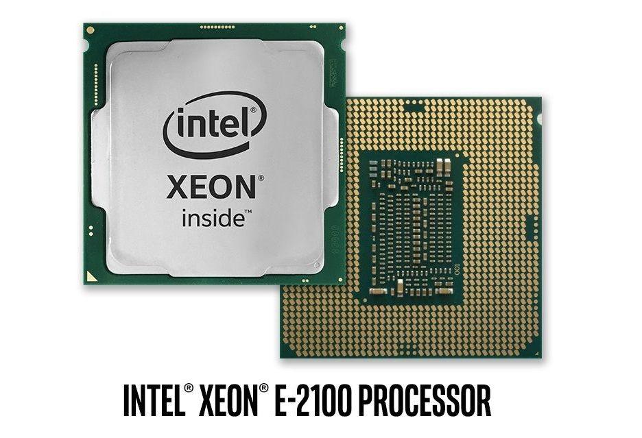 Intel Xeon E-2100 - premiera procesorów dla podstawowych stacji roboczych [AKT.]