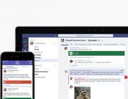 Microsoft Teams za darmo - narzędzie do pracy w zespołach, które może zagrozić Slackowi