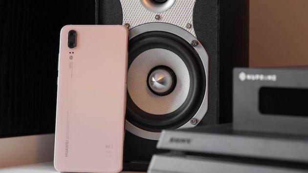 Huawei P20 - recenzja