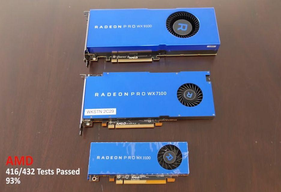 AMD oferuje stabilniejsze sterowniki graficzne niż Nvidia