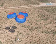 Loty do kosmicznej granicy coraz bliżej - Blue Origin po kolejnym udanym teście