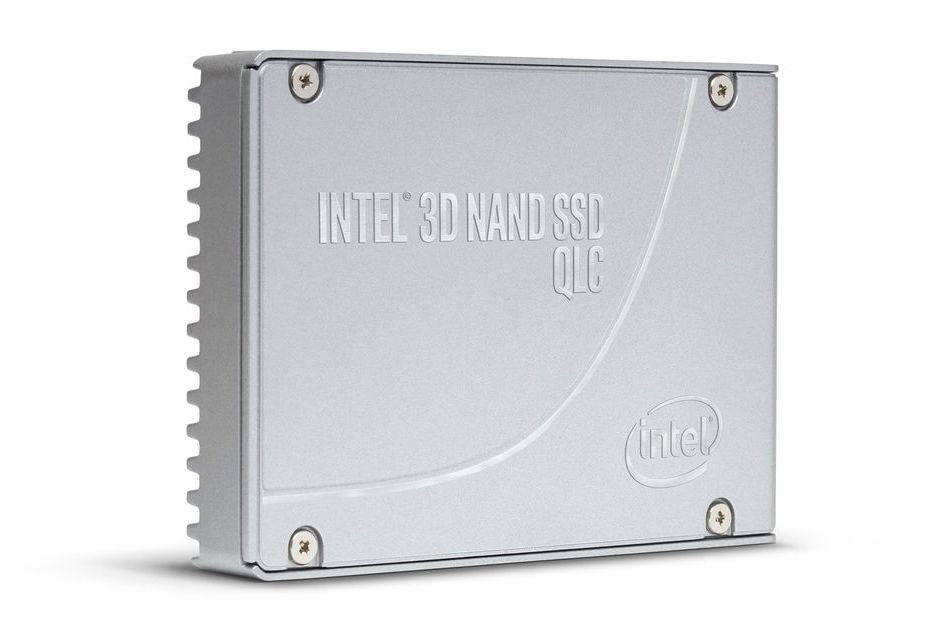 Intel zapowiada swój pierwszy SSD z pamięciami 3D QLC NAND