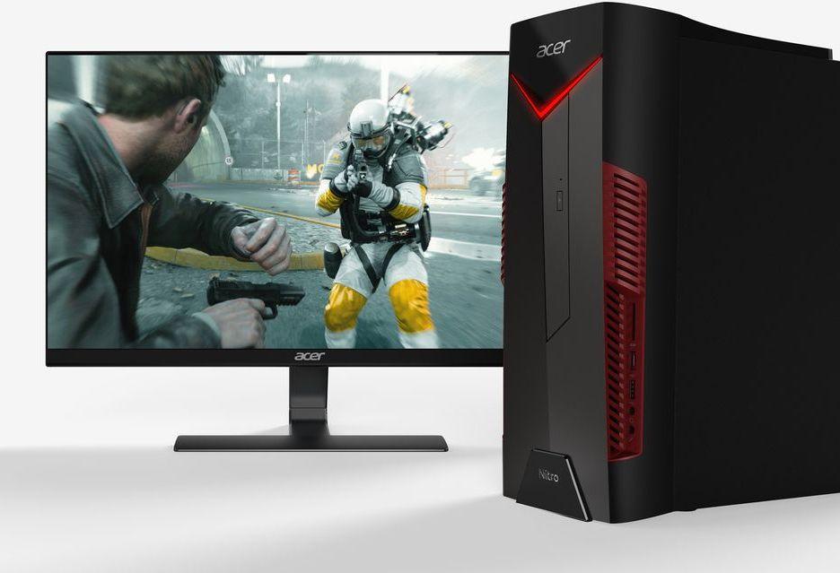 Acer potwierdza procesor Ryzen 5 2500X - nowy model zasili komputer Nitro N50-100