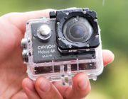 Cavion Motus 4K Wi-Fi - test taniej kamerki sportowej
