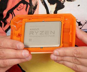 Ryzen Threadripper 2950X już w naszej redakcji - unboxing