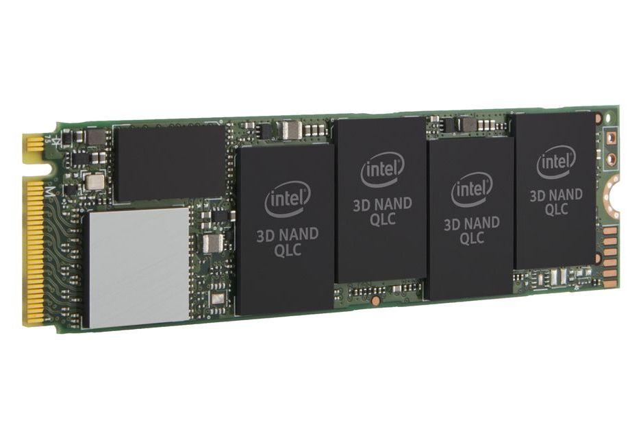 Intel wprowadza do oferty SSD 660p - pierwsze konsumenckie dyski z pamięciami QLC