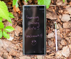 Samsung Galaxy Note 9 - pierwsze wrażenia