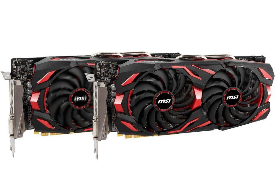 MSI Radeon RX 580 i RX 570 w wersji Mech 2 - nowe karty już oficjalnie