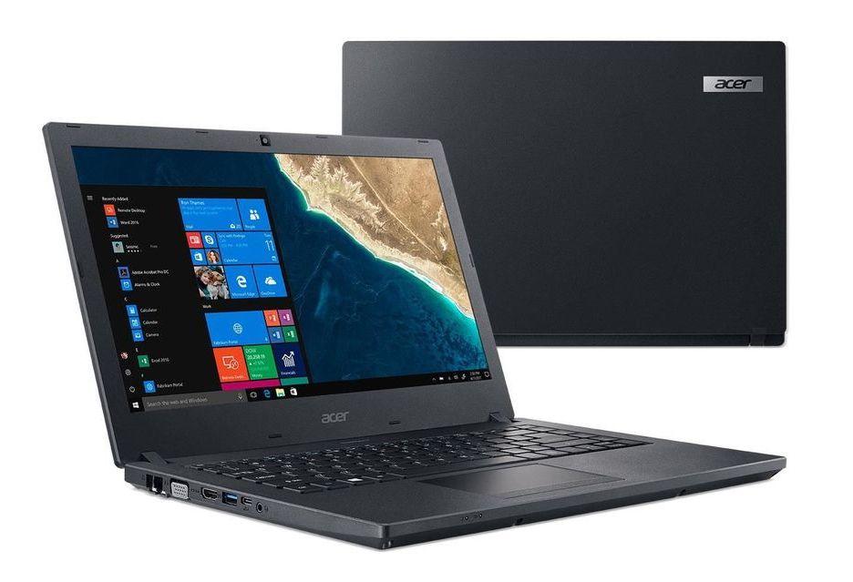 Acer przedłuża gwarancję na laptopy TravelMate
